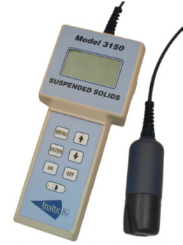 Model 3150 portable suspended solids analyzer